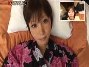 JAV Hana สาวเอวีสุดสวยของวงการญี่ปุ่น จัดชุดกิโมโนเย็ดกันในออนเซ็นเสียวสุดซี๊ด sex