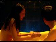 """หนังเรทอาร์ """"นักรักที่พักใจ"""" สาวอกหักมาพักใจ แต่เจอเพื่อนจับกระเด้าหีนางเอกฟินหี จนขึ้นขย่มให้เพื่อน"""