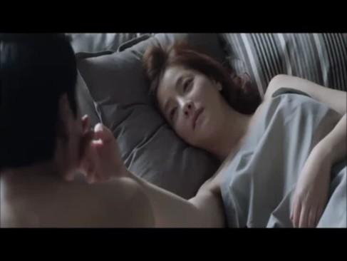 """หนังโป๊เกาหลีเต็มเรื่อง """"นายกวนโอ้ยเงี่ยนสุดใจ"""" กระเด้าหีสาวดาราดังซอยหีรัวๆนางเอกน่าเย็ดมาก"""