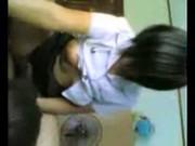 หลุดNisit thai18+ ขย่มควยนศคาชุด สาวมหาลัยเงี่ยนหีขึ้นขย่มควยให้แฟน โยกเก่งสุดๆเห็นแล้วฟิน