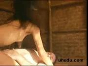 """หนังเรทอาร์TH """"กระท่อมกลางป่า"""" สาวไทยแอบมาเย็ดกับหนุ่มฝรั่งควยยาว ขึ้นขย่มให้ติดใจกระแทกสุดด้ามฟินหี"""