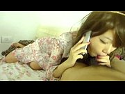 โทรคุยกับผัวเก่าประชดรัก PORNTHAI มาเย็ดกับชู้เก็บเสียงเสียวเกือบหลุดมือถือ เย่อหีมันส์เหมือนไม่ได้เย็ดมานานเลย