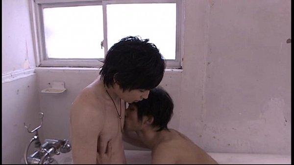 หนังโป๊ญี่ปุ่น GAY XXX หนุ่มหน้าใสวัยเด็กลองเย็ดก้นกันครั้งแรก ติดใจซอยกันเสียงครางอ้าๆ จนน้ำว่าวแตกพร้อมกัน