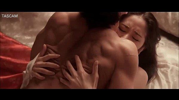 """หนังR """"Sex scene"""" ดารานางเอกชื่อดังเปิดตัวเล่นหนัง xxx เรื่องแรกโดนกระเด้าหีรัวร้องดังเสียงเสียวควยมาก"""