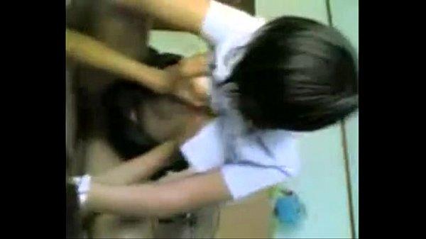 คลิปโป้นักเรียน แอบเย็ดกับแฟนขึ้นซั่มกันคาชุดนร โยกควยมันส์เสียวหีมากน้ำกามไหล สงสัยเครียดจัดเก็บกด